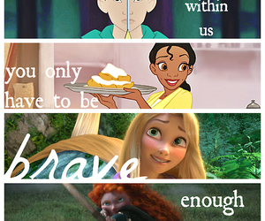 princess, disney, and mulan image