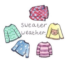 sweater, weather, and transparent image