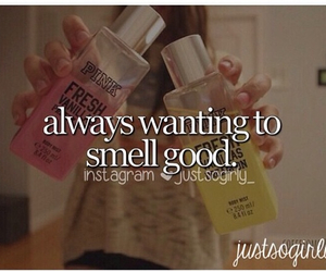 girly things, perfume, and pink image