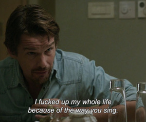 ethan hawke, before midnight, and julie delphy image