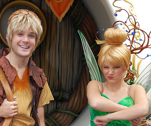disney, fairy, and peter pan image