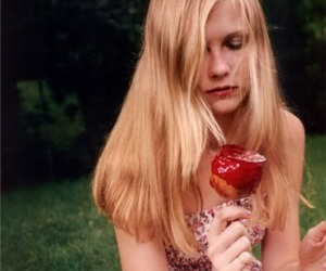 Kirsten Dunst, the virgin suicides, and blonde image