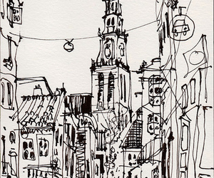 amsterdam, che, and drawing image