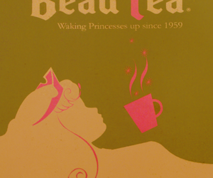 tea, beauty, and disney image