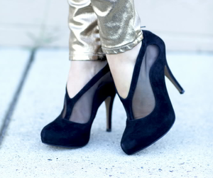 boots, heels, and shoes image