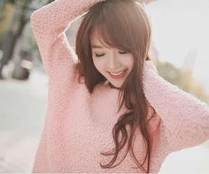 kim shin yeong, girl, and ulzzang image