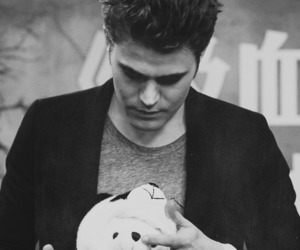 the vampire diaries, silas, and paul wesley image