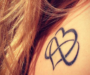 heart, forever, and infinity image