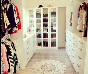 clothes, closet, and Dream image