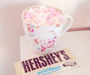 chocolate, delicious, and cream image