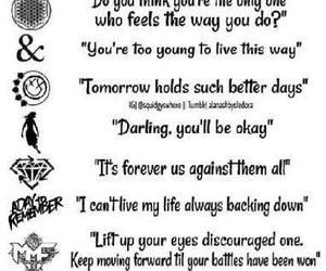 pierce the veil and a day to remember image