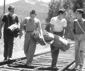 stand by me, movie, and vintage image