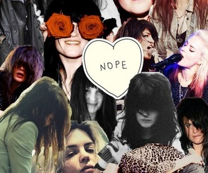 alison mosshart, Collage, and vv image