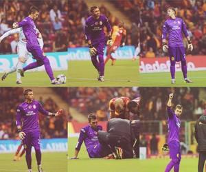 galatasaray, goalkeeper, and fernando muslera image