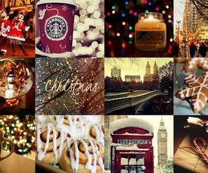 christmas, cold, and holiday image