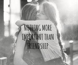 friendship, friends, and best friends image