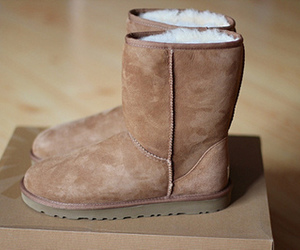 fashion, uggs, and shoes image