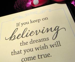 Dream, quote, and cinderella image