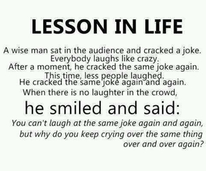 life, quotes, and lesson image