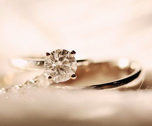 ring, diamond, and jewelry image