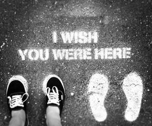 wish, you, and here image