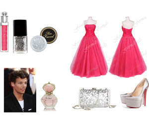 Polyvore, louis tomlinson, and one direction outfits image