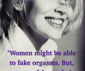 funny, quote, and Sharon Stone image