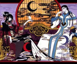 anime, manga, and xxxholic image
