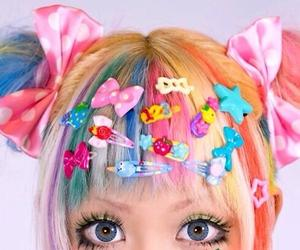 decora, pastel, and cute image