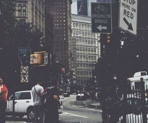 city, hipster, and nyc image