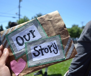 love, story, and our story image