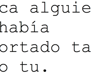 love, frases, and never image