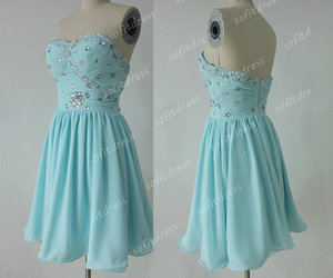 prom dress, cocktail dresses, and short prom dresses image