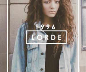 lorde, 1996, and royal image