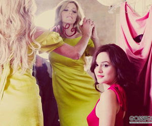 blake lively and leighton meester image