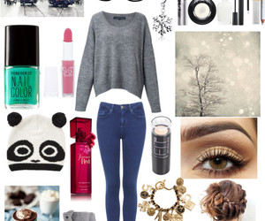 fashion, topshop, and winter image