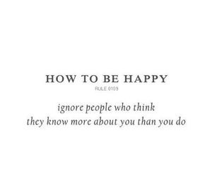 happy, quotes, and people image