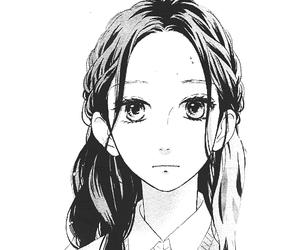 manga, hirunaka no ryuusei, and shoujo image