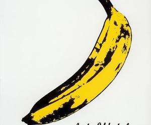 andy warhol, banana, and art image
