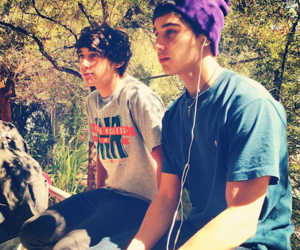 janoskians, jai brooks, and luke brooks image
