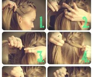 beauty, blonde, and do it yourself image