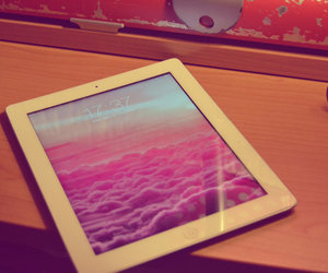 apple, blogger, and pink image