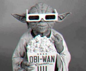 yoda and popcorns image
