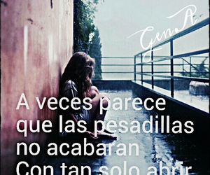 frases and pesadillas image