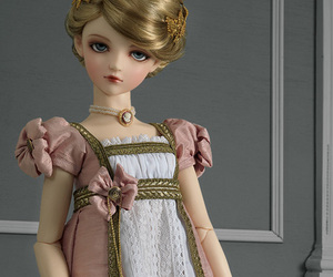 arcadia dolls, doll, and regency image