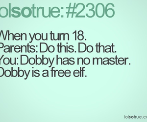 funny, harry potter, and parents image