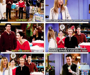 chandler bing, f.r.i.e.n.d.s, and joey tribbiani image
