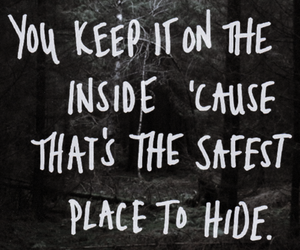 quote, safe, and hide image