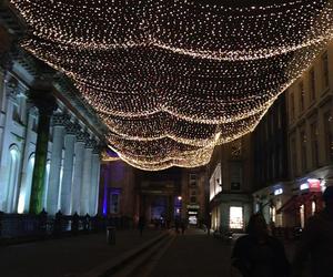 christmas and christmas lights image