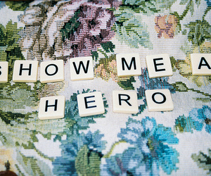 floral, hero, and text image